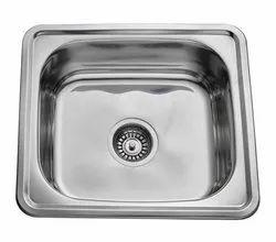 Kitchen Sink 450x390mm 1.0mm