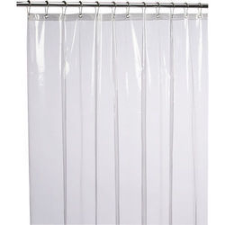 Plain And Ribbed PVC Strip Curtain, For Industrial, Size: Width - 200mm & 300mm