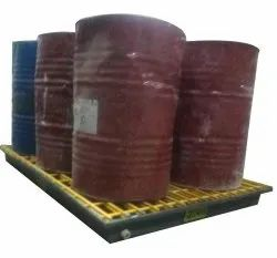 Spill Pallet For 2 Drums
