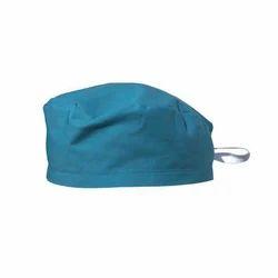 dhaara healthcare Green Surgical Caps, Size: Standard