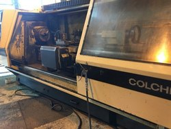 CNC Flat Bed Turning Center
