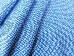 Printed Cotton Blazzer Fabric