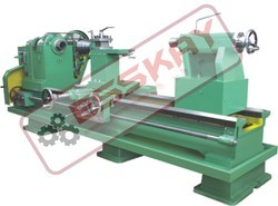Semi Automatic Heavy Duty Lathe Machines KEH-2-375-125