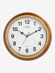 Zanibo Analog 2045 Designer Wall Clock, For Home and Offices, Size: 370x370 Mm