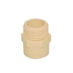 CPVC Male Adapter Plastic Threaded