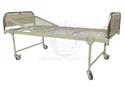 Standard Beds Mild Steel Wire Mess Hospital Bed, Size/dimension: 72x36x24