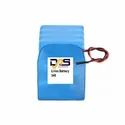 Das 60ah 36v Lithium Ion Battery, Battery Type: Lithium-ion