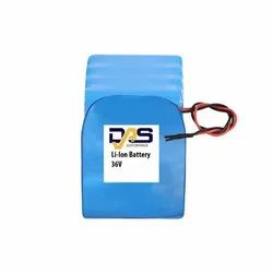 60Ah 36V Lithium Ion Battery