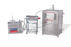 Apparatus for Estimation of Gum Content by Jet Evaporation