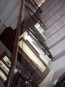 Glass Handrail with Baluster