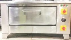Modern Stainless Steel Electric Pizza Oven