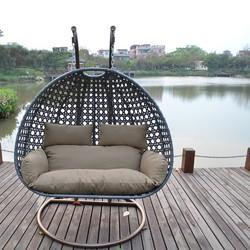 2 Seater Garden Swing Chair