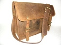 Buffalo Leather Laptop Bag