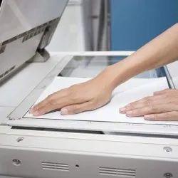 Paper Documents Photocopy Service