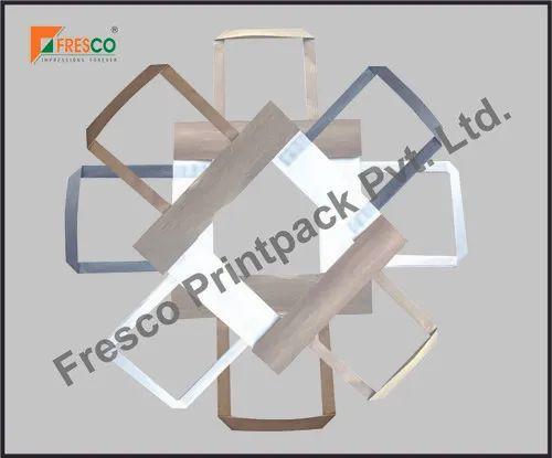 15 MM Fresco White Flat Paper Handle.