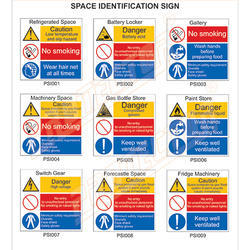 Space Management Sign