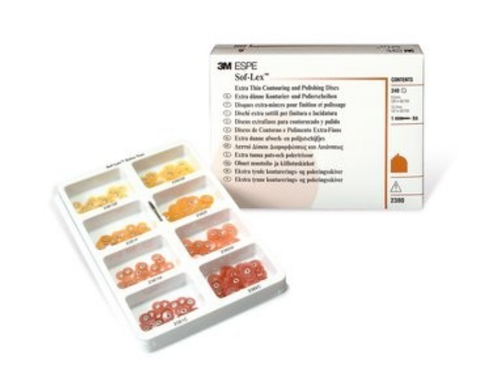 Sof Extra Thin Contouring And Polishing Discs Kit