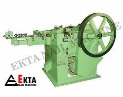 Ekta EN 4 Wire Nail Machine