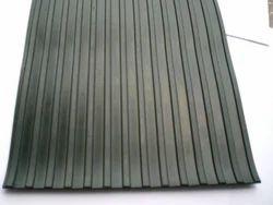 Corrugated Rubber Sheet