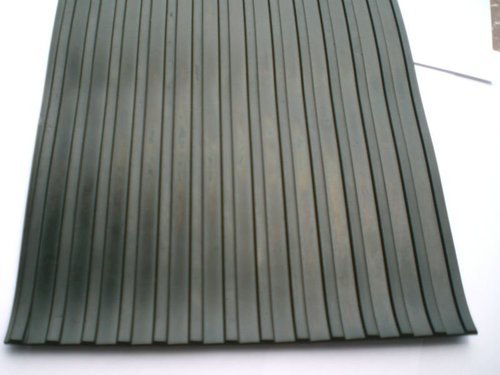 Corrugated Rubber Sheet At Rs 450 Meter Chandni Chowk