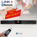 Link Soundbar With Downfire Subwoofer