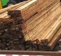 3 Inch Timber Wood
