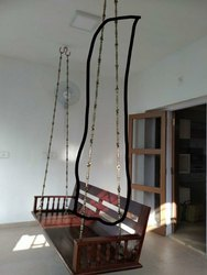 Teakwood Swing Oonjal