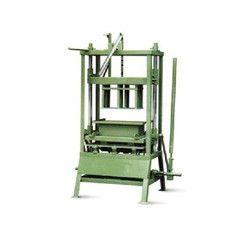 Hand Operated Double Block Type Machine