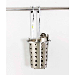 Stainless Steel Hanging Cutlery Holder