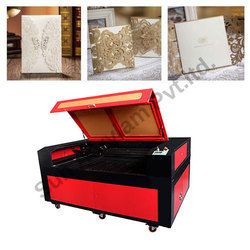 Marriage Card Paper Cutting Machine