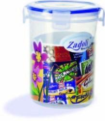 750 ml Plastic Locked Airtight Round Container