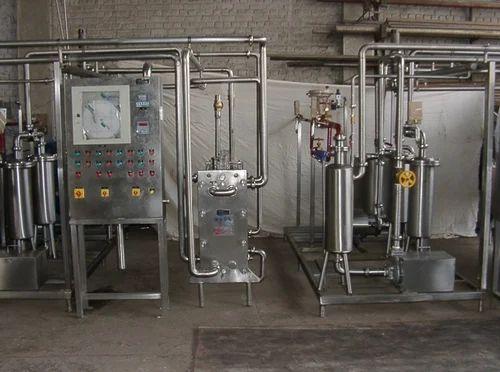Mini Dairy Milk Plant