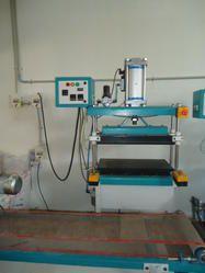 Paratha Flattening Double Machine