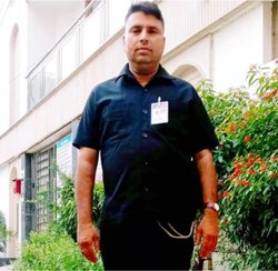 Corporate Male Private Security Guard Services