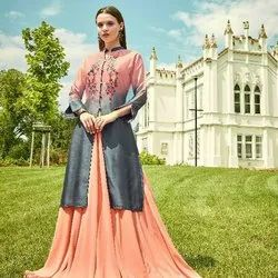 Party Wear Stylish Anarkali Suit