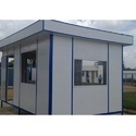 Compact Container Site Office