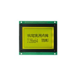 JHD12864C Y/YG 128x64 Dots Display