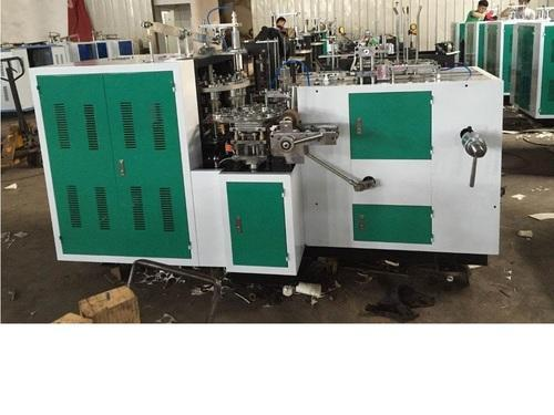 Fully Automatic Paper Cup Machine, Cup Size:400-500 ml