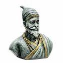 Chhatrapati Shivaji Maharaja Statue Greenish