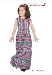 Girl Multicolor Designer Kids Midi Set
