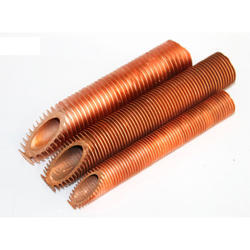 Copper Finned Tube