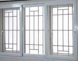 Openable Mosquito Windows Frame