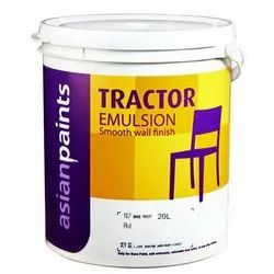Asian Tractor Emulsion Paints, Packaging Type: Bucket