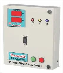 Dig three ph control panel