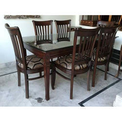 6 Seater Dining Table Set  sc 1 st  IndiaMART & 6 Seater Dining Table Set at Rs 15000 /set | Dining Table Set | ID ...