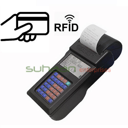 Cable Billing Machine With RFID Card Reader