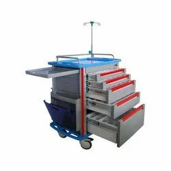 Stainless Steel Hospital Mobile Solution