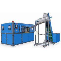 Automatic Blow Moulding Machine, Speed Of Production (Bottle per Hour) 750