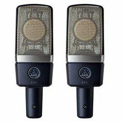 AKG C214 Stereo Pair Microphone
