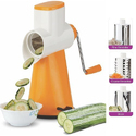 4 in 1 Drum Slicer & Grater